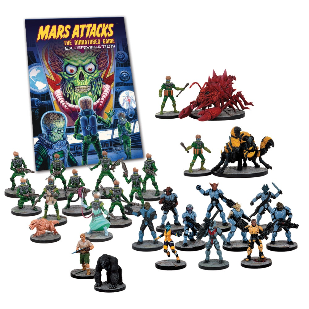Mars Attacks - Extermination