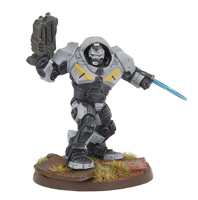 15 Mantic Points Enforcer Captain
