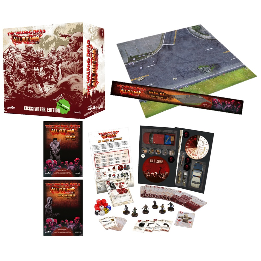 The Walking Dead: All Out War - Give Me EVERYTHING Bundle