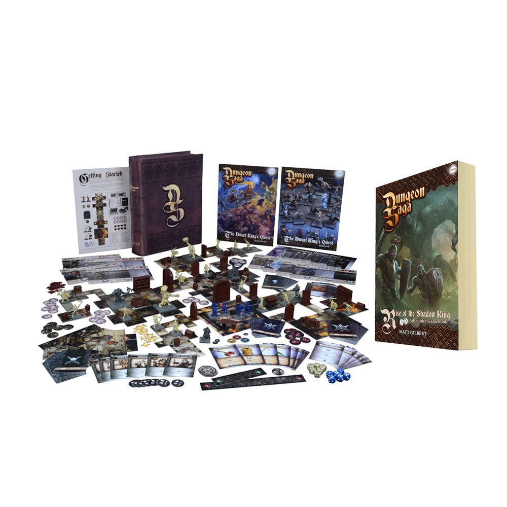 Dungeon Saga: Rise of the Shadow King Bundle