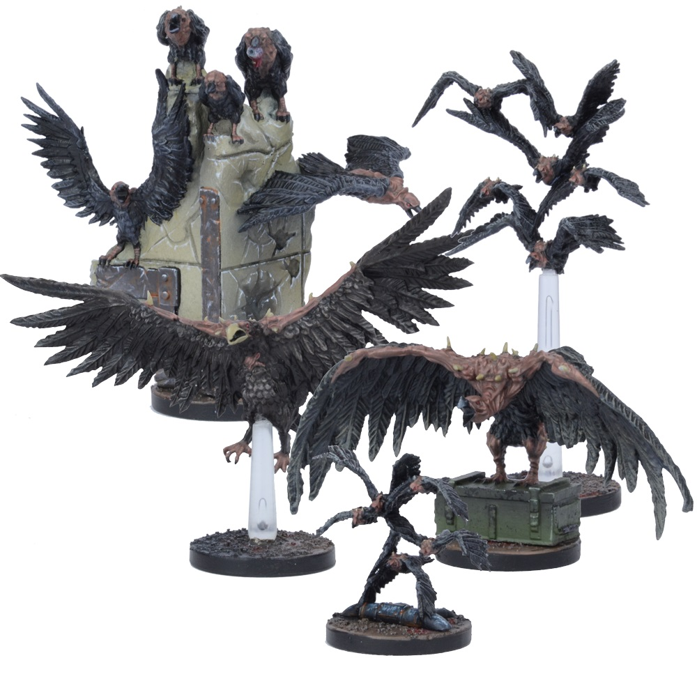 Plague Murderbirds