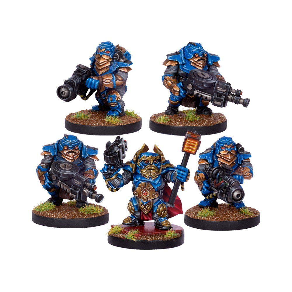 Forge Father Stormrage Veterans