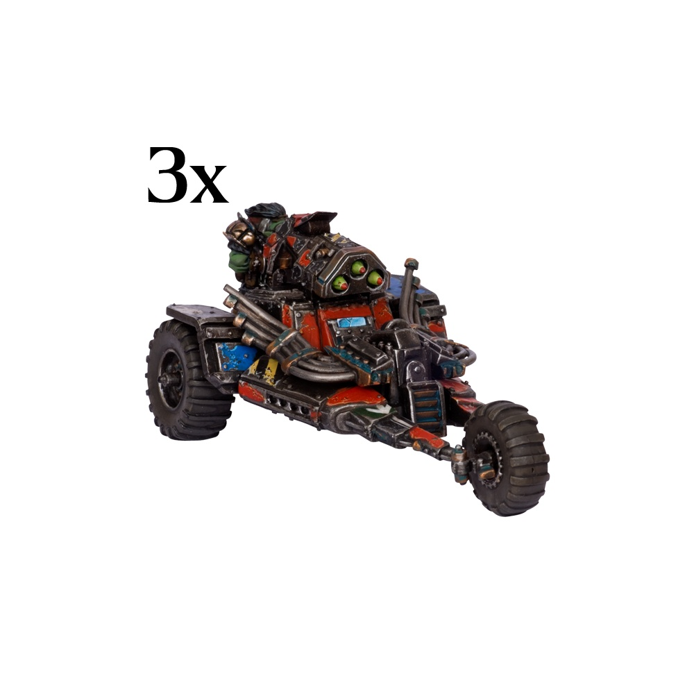 Marauder Raptor Bundle