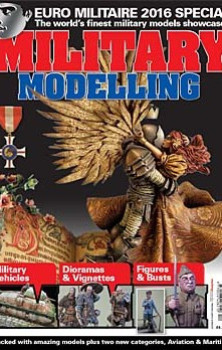 Military Modelling - Euro Militaire 2016 Special