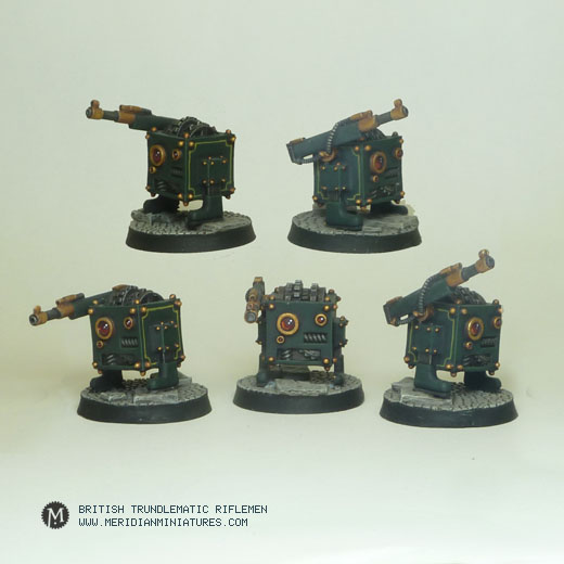 Trundlematic Riflemen