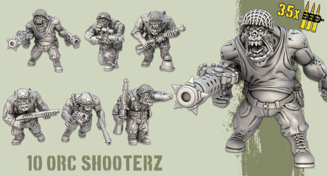 Orc Shooters