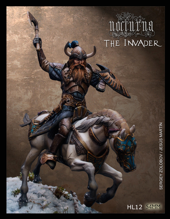The Invader (54mm)