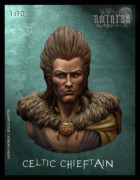 Celtic Chieftain (Bust)