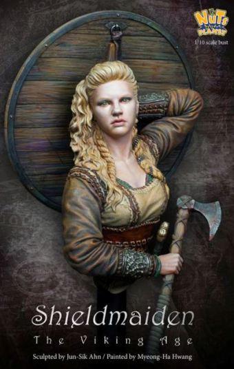 Shieldmaiden, the Viking Age