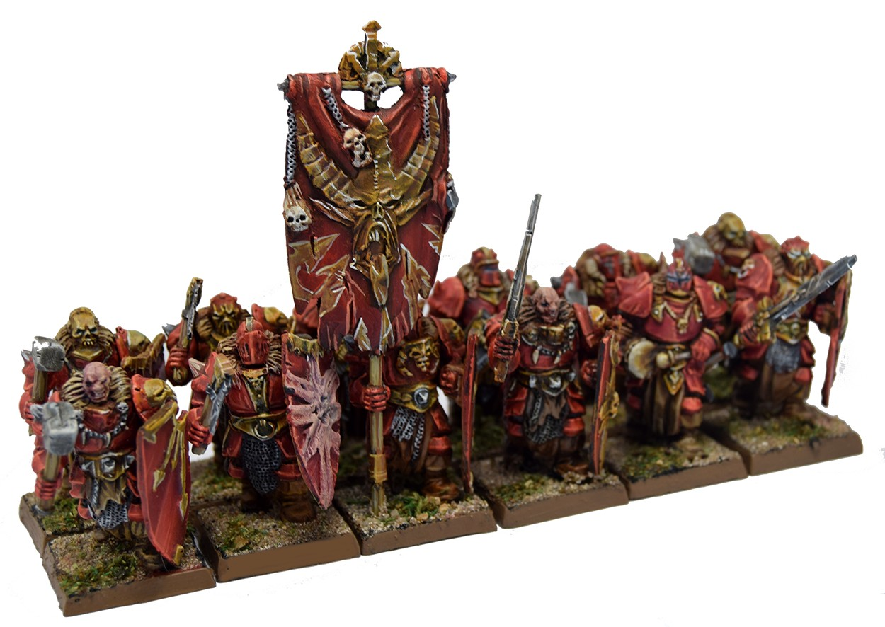 Chaos Regiment