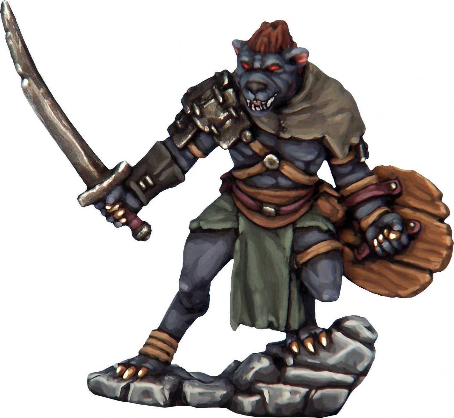 Bonus Gnoll Chieftain