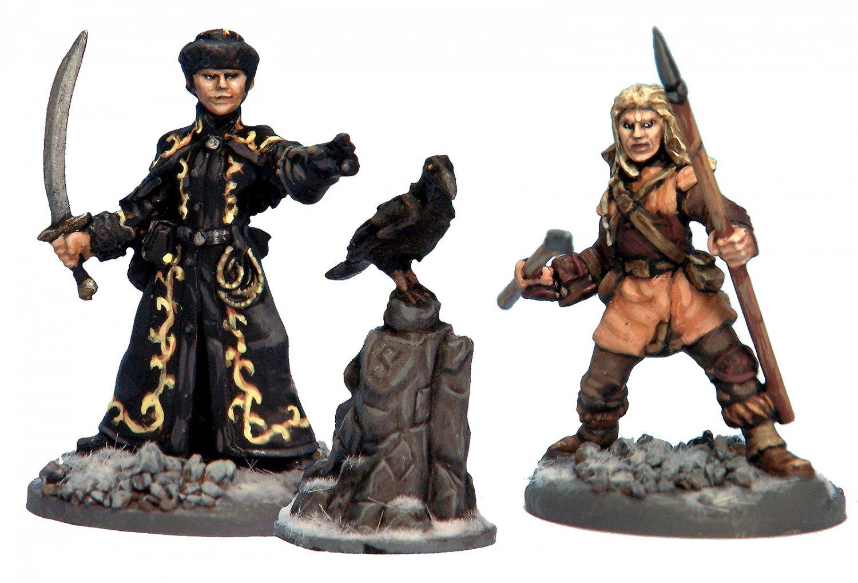 Crow Master & Javelineer