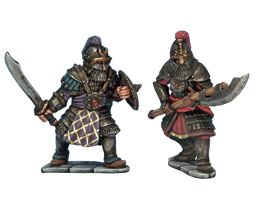 Cultist Knight & Templar