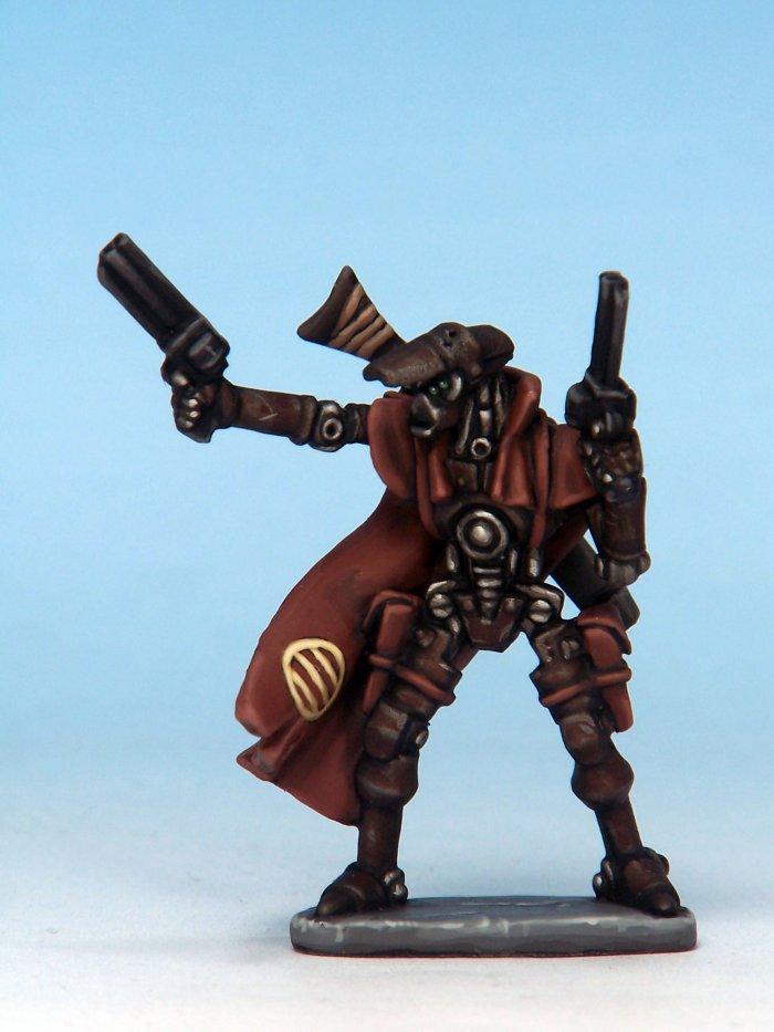 Gunslinger Bot