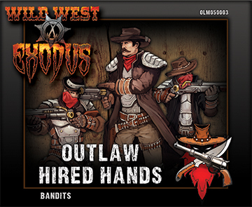 Outlaw - Bandits Box (Hired Hands)