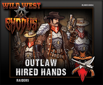 Outlaw - Raiders Box (Hired Hands)