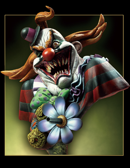The Evil Clown (bust)
