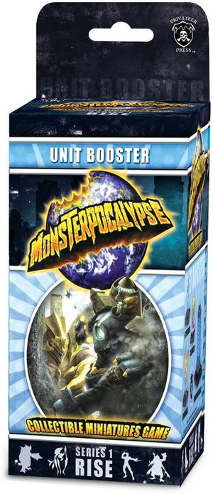 Monsterpocalypse: Rise Unit Booster