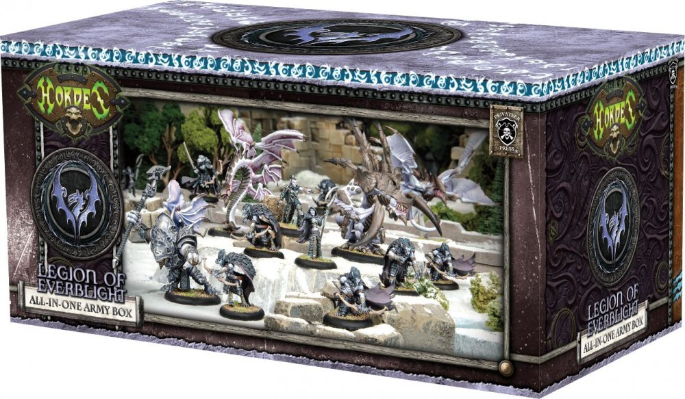 HORDES: All-in-One Army Box—Legion of Everblight