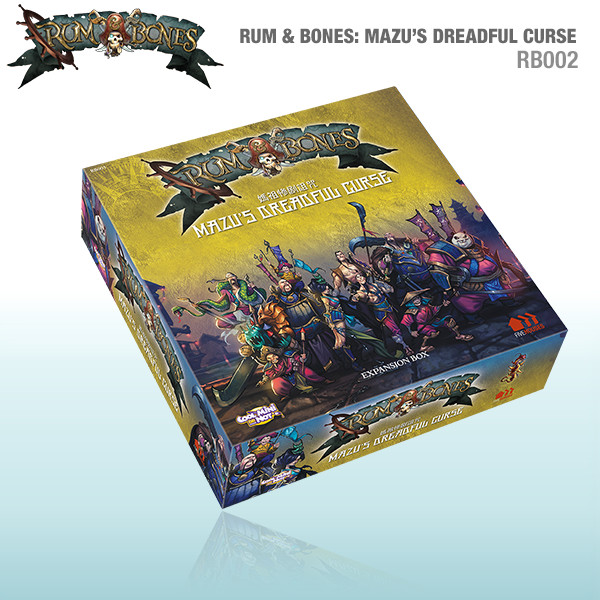 Rum & Bones: Mazu's Dreadful Curse Expansion