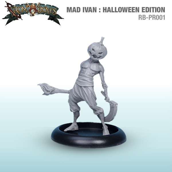 Mad Ivan: Halloween Edition