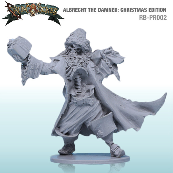 Albrecht the Damned: Christmas Edition