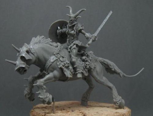 Hoargoth the Heinous HelsRider Champion