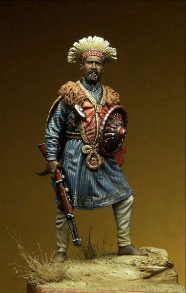 Abyssinian Nobleman