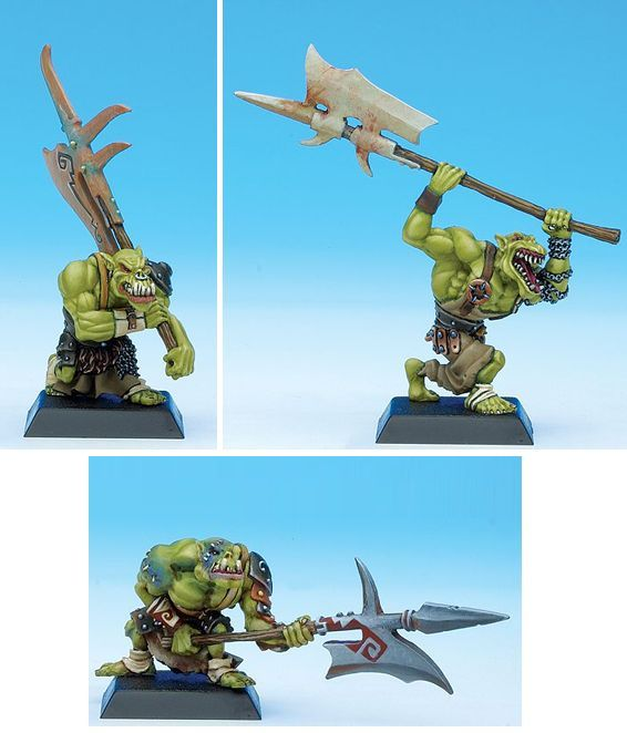 Orc Bruisers