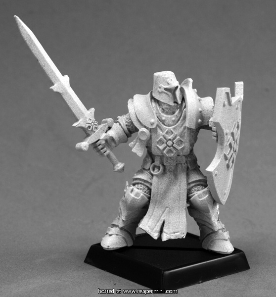 2014 Warlord Tournament Miniature
