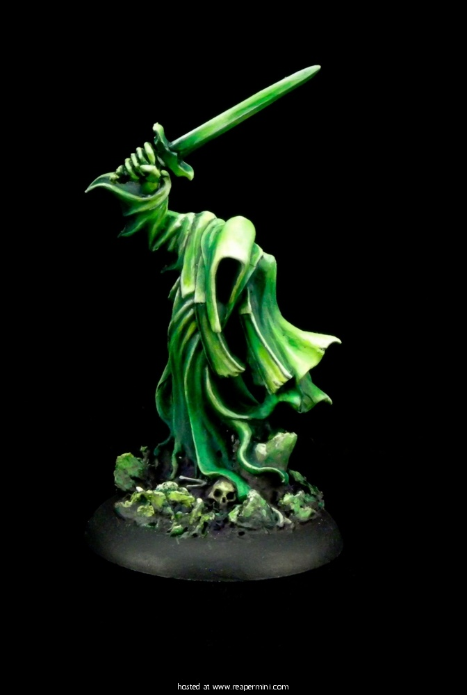 Dungeon Dwellers: Cairn Wraith