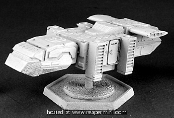 Hedgehog APC (True Scale)