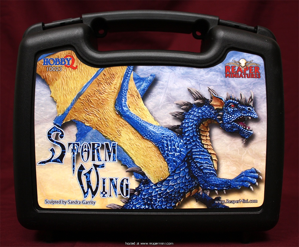 Stormwing, Blue Dragon