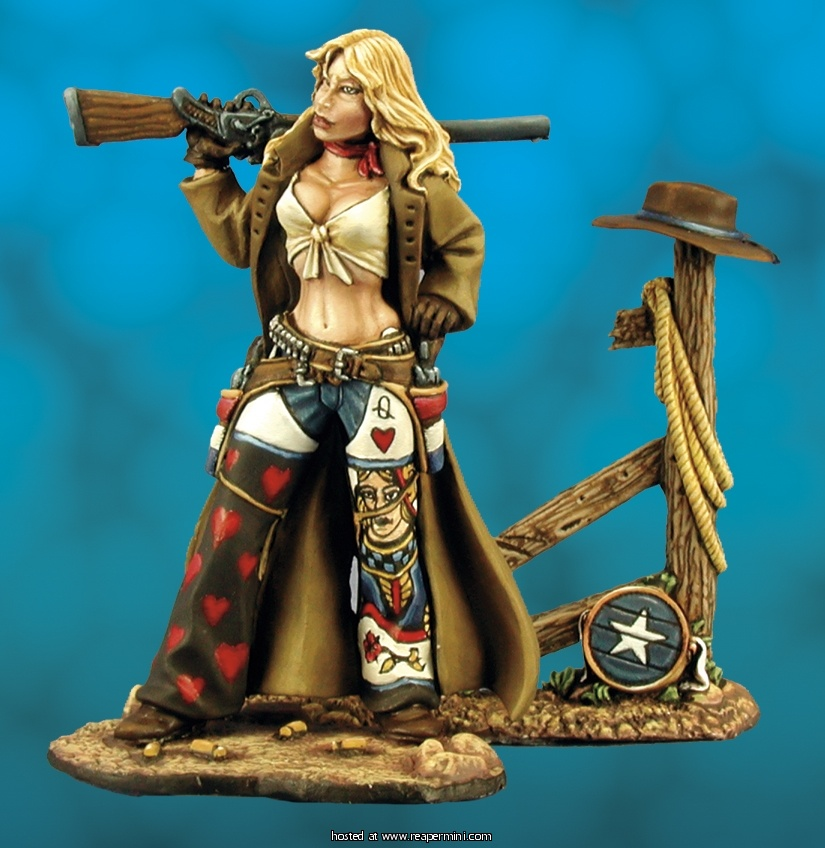 Ellen Stone, Cowgirl (54mm)