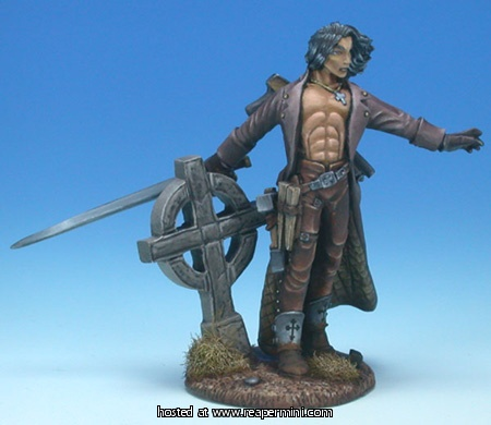 Magnus, Vampire Slayer (54mm)