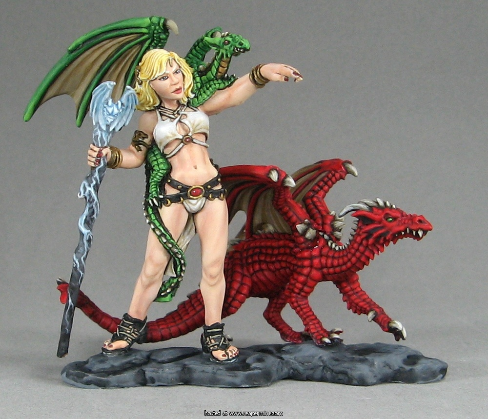 Dragon Summoner (54mm)