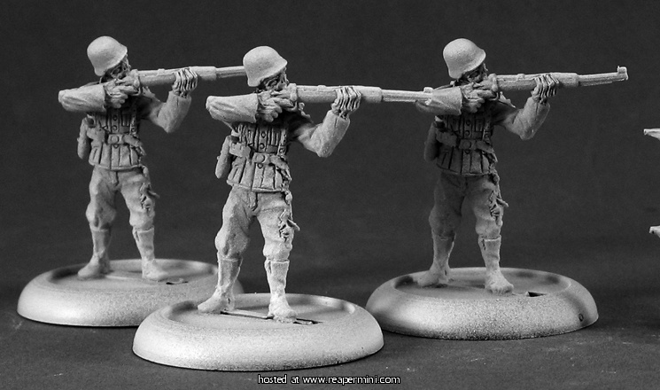 Kroid Infantry Pack