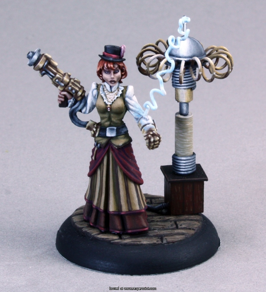 Mad Scientist (Female)