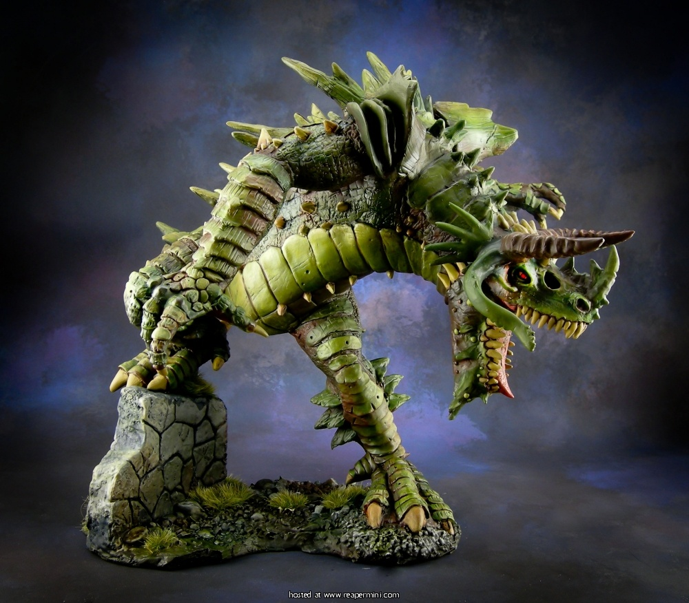 Khanjira the World Breaker
