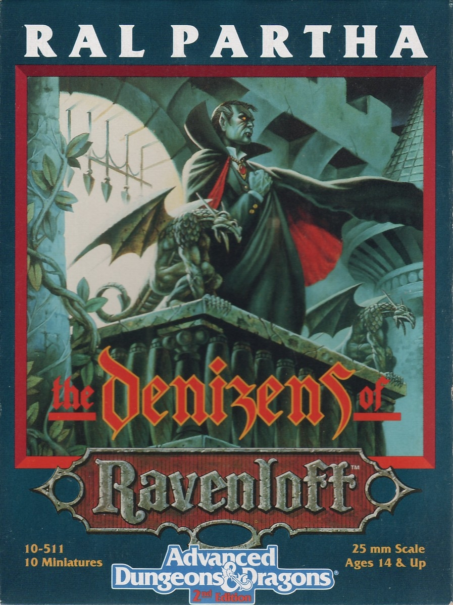 The Denizens of Ravenloft