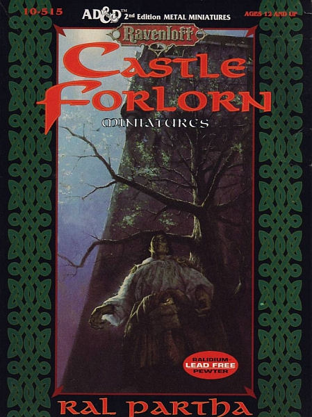 Ravenloft Castle Forlorn