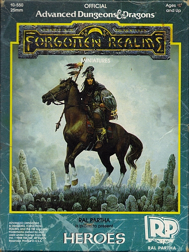 Forgotten Realms Heroes