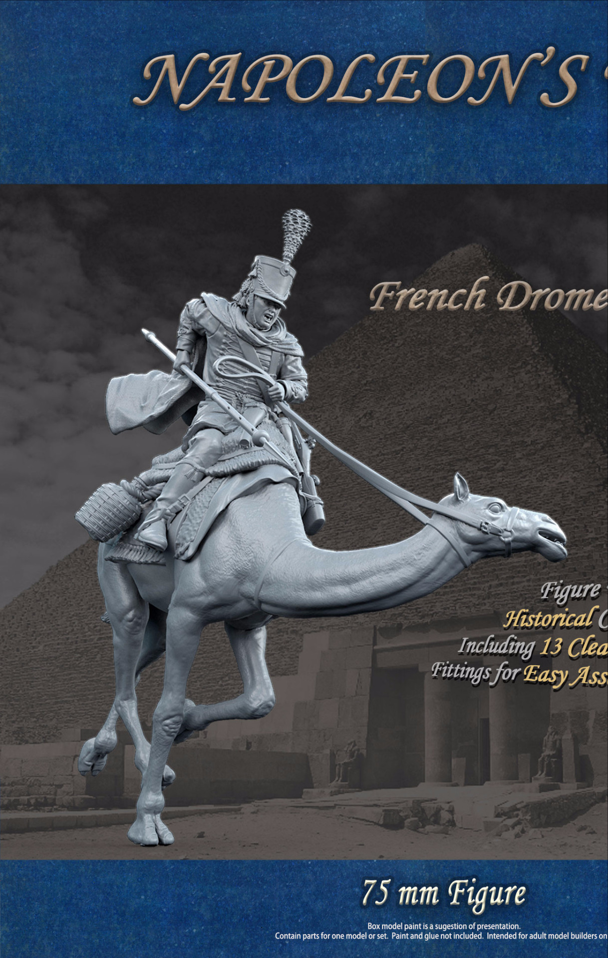 French Dromedaire Regiment