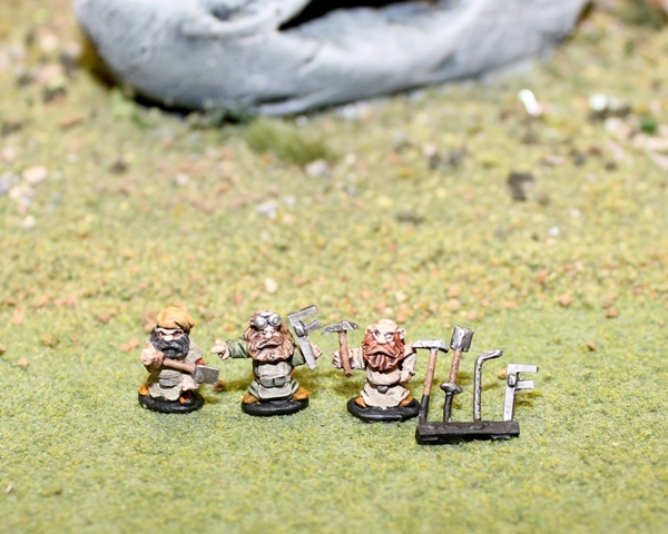 Dwarf Engineers