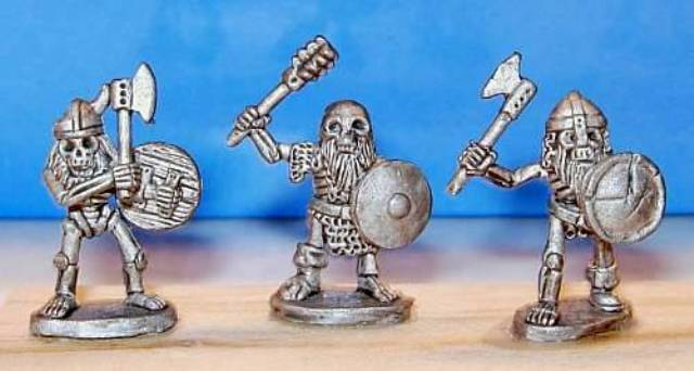 Skeleton Dwarves