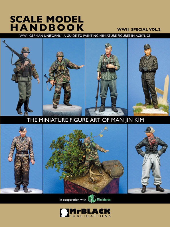 Scale Model Handbook - WWII Special Vol.2