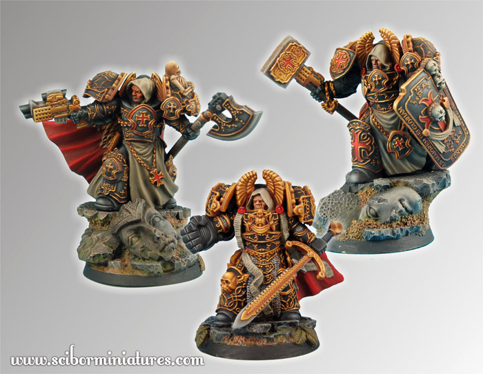 Templar SF Knights set2