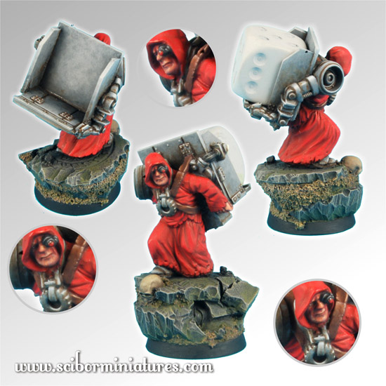 Servant Dice Bearer
