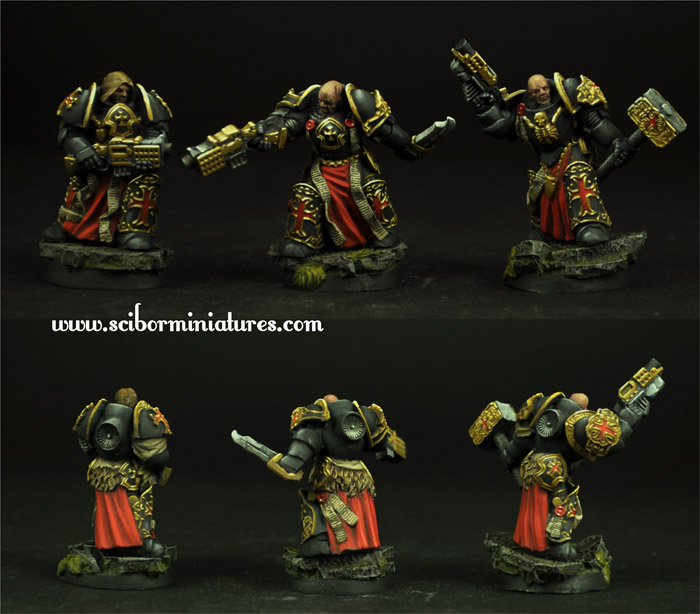 Templar SF Veterans set