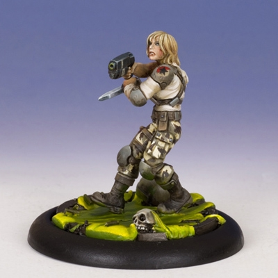 Sedition Wars: Kara's Last Stand (resin version) (limited to 400)